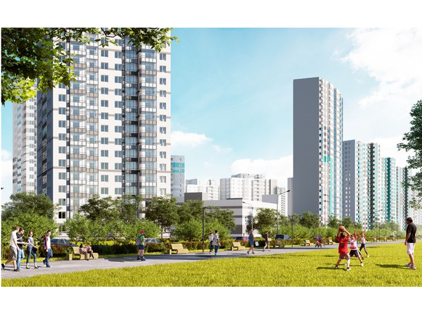 «Новая Охта»: новые квартиры в продаже