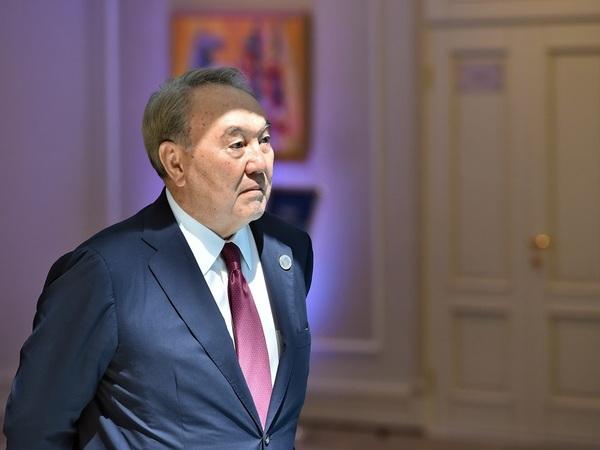 Нурсултан Назарбаев//Анатолий Жданов/Коммерсантъ
