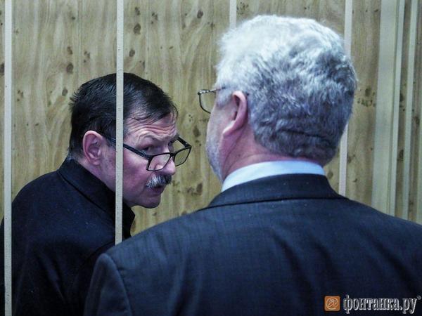 Суд Петербурга признал Владимира Барсукова отцом тамбовского сообщества. В колонию его отправили на 24 года