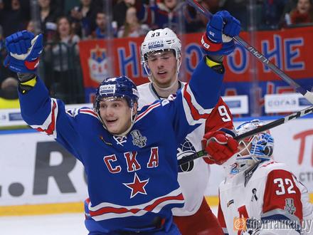 «Они еще покажут». СКА с трудом прошел «детский сад» и попал на ЦСКА