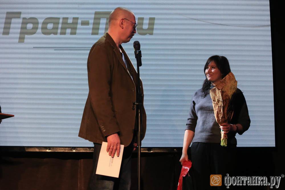 Денис Коротков и Ирина Тумакова