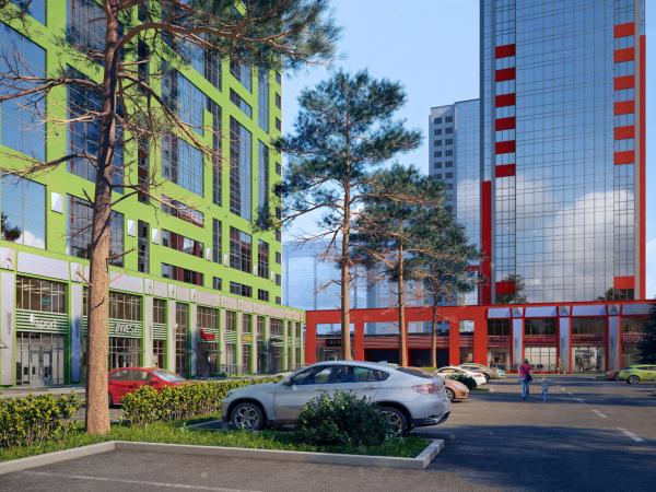 «Инвестторг» согласовал проектное финансирование ЖК «Геометрия»