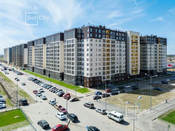 «Петербургская Недвижимость»: спрос на квартиры в новостройках остается высоким