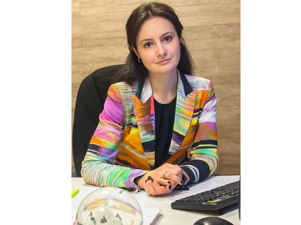 Генеральный директор агентства недвижимости ГК «КВС» Анжелика Альшаева/ фото предоставлено ГК «КВС»