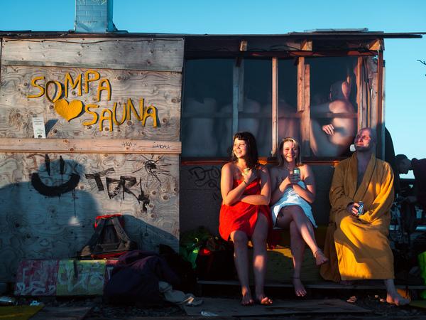 Eetu Ahanen / Helsinki Sauna Day