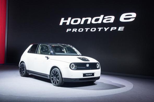 Городской элекрокар от Honda готов встать на конвейер до конца этого года.