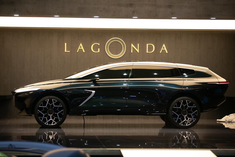 Lagonda All-Terrain пойдет в серию в 2022 году.