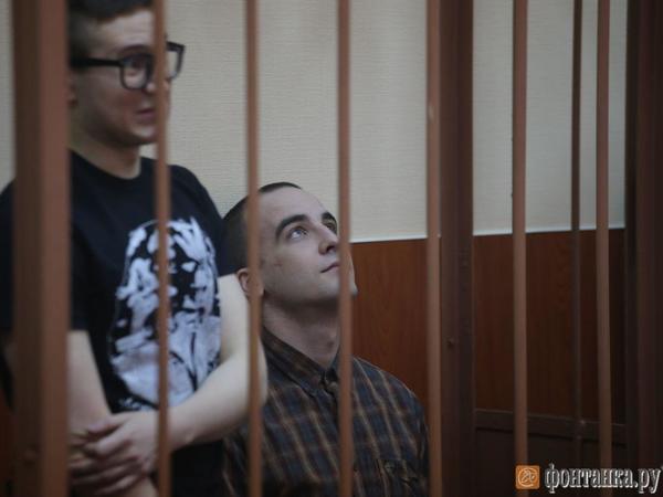 """Юлий Бояршинов (справа)//Павел Каравашкин/""""Фонтанка.ру"""""""