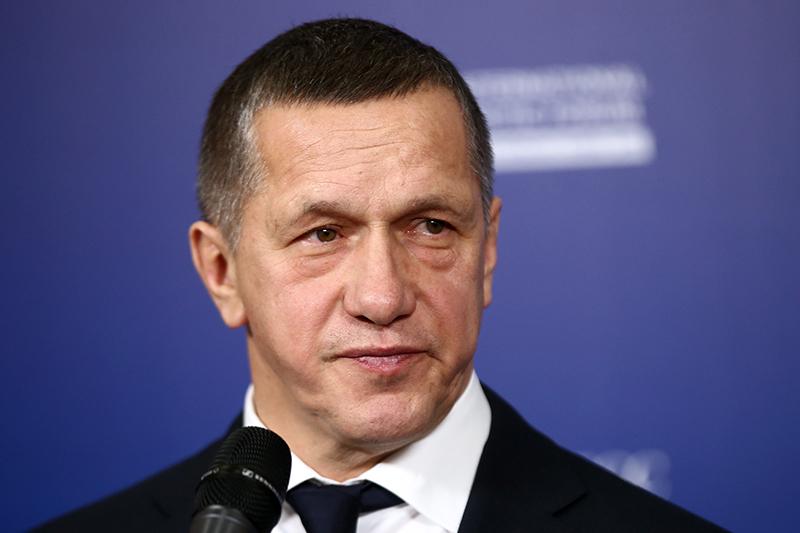 Юрий Трутнев, вице-премьер РФ
