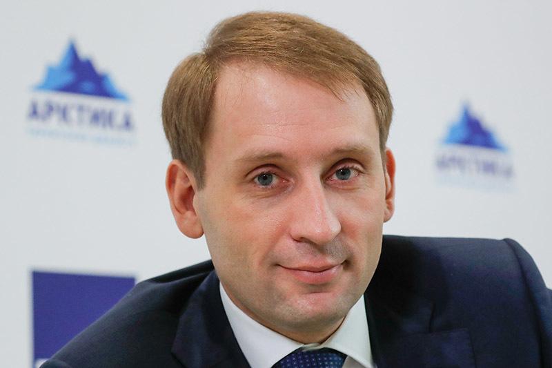 Александр Козлов, министр по развитию Дальнего Востока и Арктики