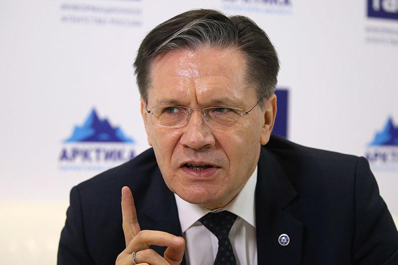 Алексей Лихачёв, генеральный директор ГК «Росатом»