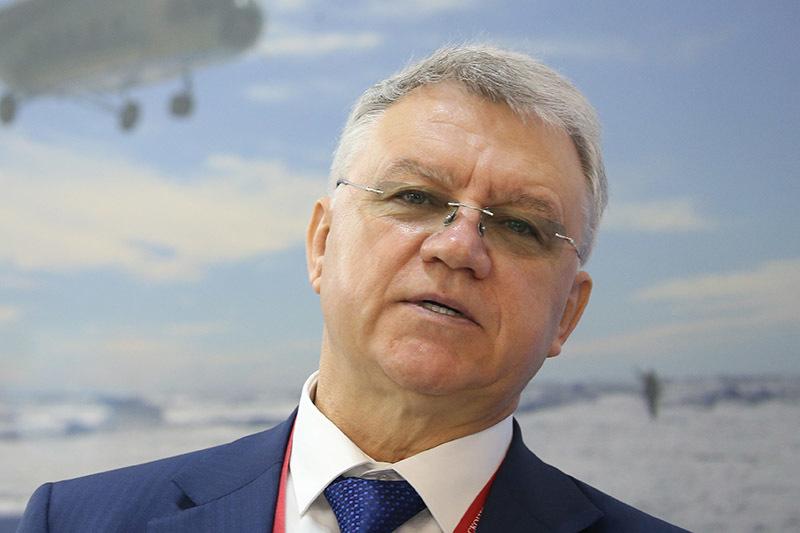 Ян Новиков, председатель правления, гендиректор АО «Концерн ВКО «Алмаз – Антей»