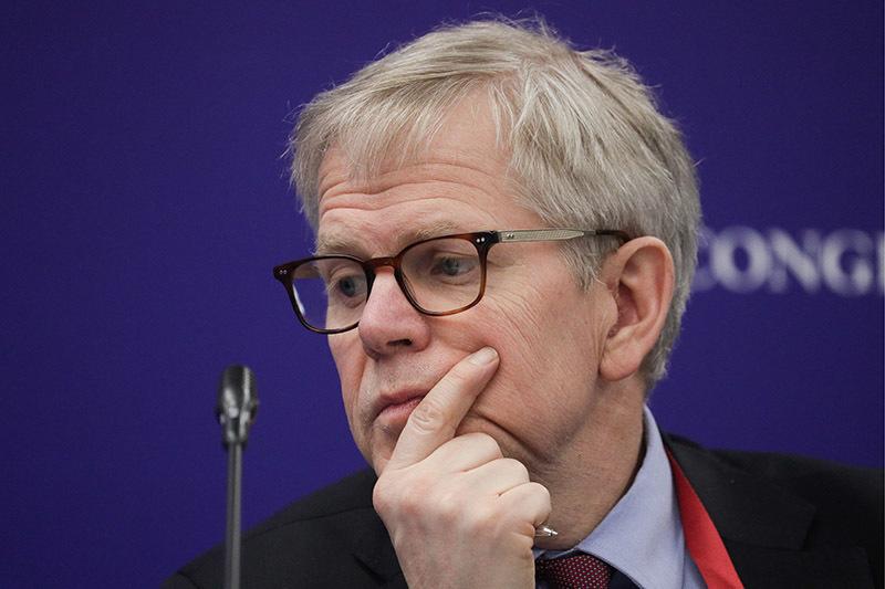 Бьорн Лирвал, посол по вопросам Арктики Королевства Швеция