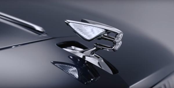 Кадр из видео Bentley Motors в YouTube