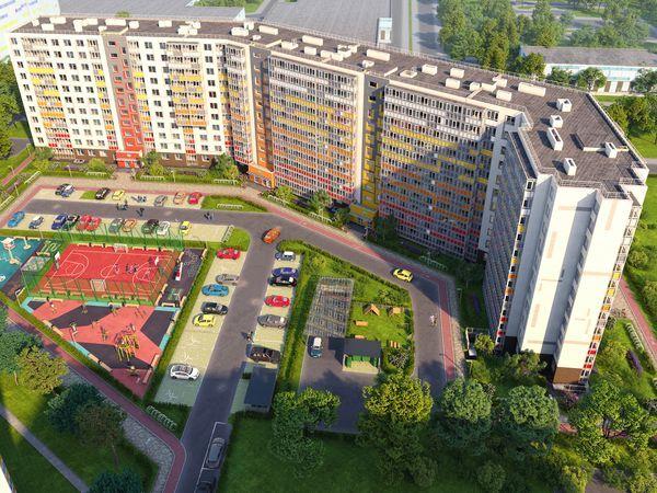 «Аквилон Инвест» анонсировал старт продаж квартир во II очереди ЖК All Inclusive