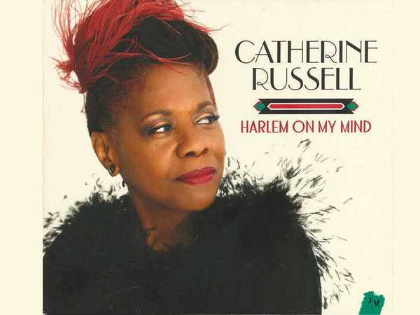 Catherine Russell ‎– Harlem On My Mind