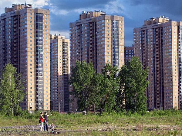Новостройкам Петербурга добавят зелени. Кто будет платить, девелоперы и город разберутся на месте