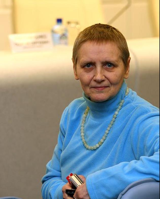 Наталья Кирилова//из личного архива