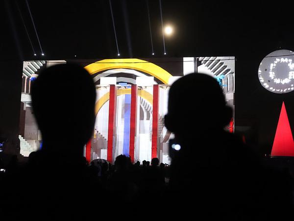 Cветовое шоу «Чудо света» - снова в Петербурге