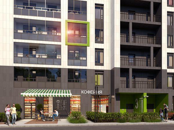 Покупателям квартир в ЖК «Q-мир» доступны «Ипотечные каникулы»