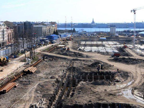 Заседание переносится: вместо Судебного квартала для Верховного суда в Петербурге построят парк и театр