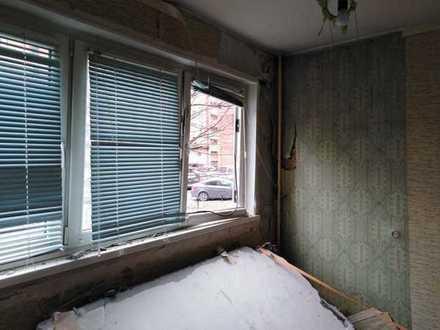 На Гражданском проспекте обрушилась стена в многоэтажке. Дом «поплыл» и просвечивает
