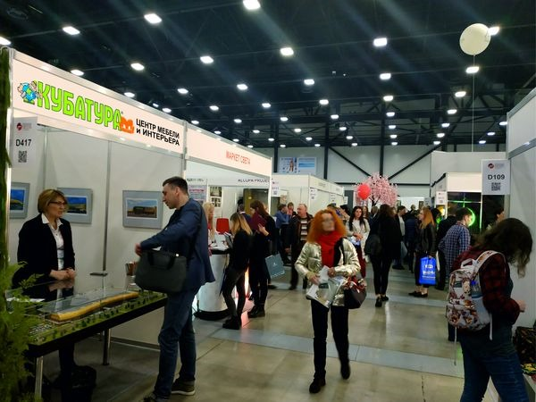 Кубатура стала участником международной выставки предметов интерьера и декора