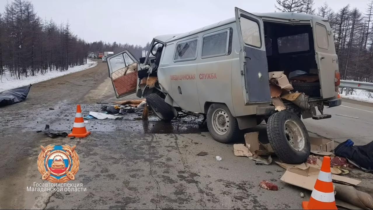 Кадр из видео УМВД России по Магаданской области в YouTube