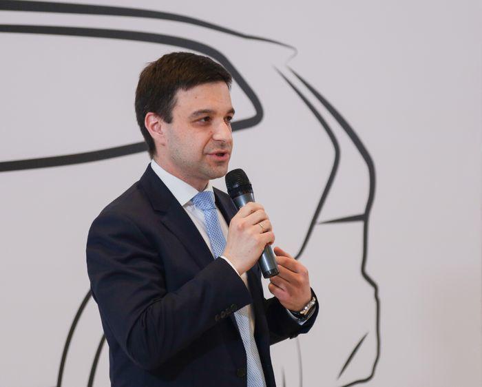 Генеральный директор Даниил Плитман/ Фото: Корнильев Сергей