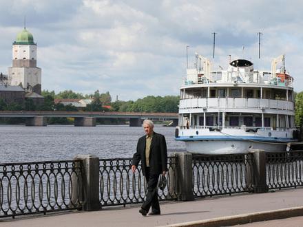 В Финляндию из Ленобласти. Между Выборгом и Коткой хотят пустить скоростные суда