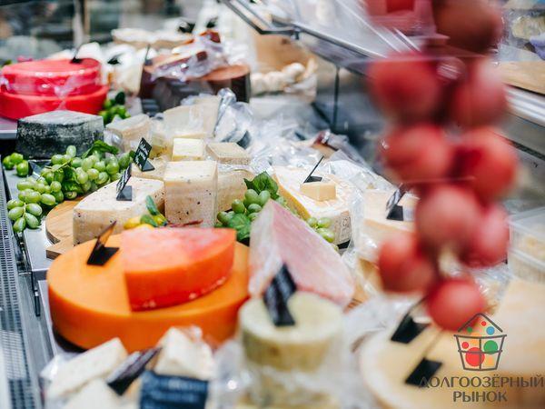"""Фестиваль крафтового сыра """"Сырный Weekend"""" на Долгоозерном рынке"""