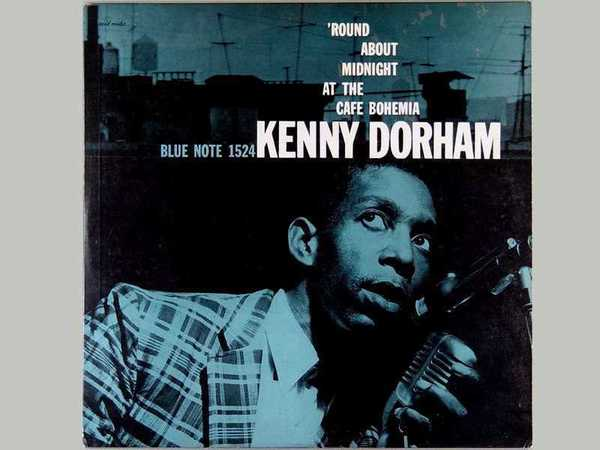 Kenny Dorham ‎– Round About Midnight At The Cafe Bohemia
