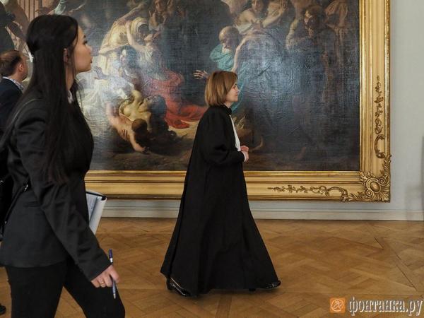 Приобщились к искусству. Куйбышевский райсуд 3,5 часа изучал в Русском музее доказательства по делу о скандальной реконструкции