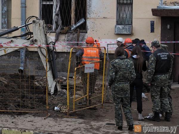 В Петербурге – новая жертва коммунального хозяйства. Что известно о трубе-убийце на данный момент