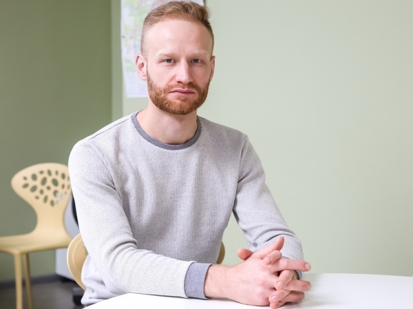 Михаил Климовский, фото с сайта Itmo