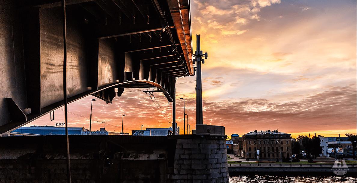 «Мостотрест» обнародовал сезонный график разводки мостов (Иллюстрация 2 из 2) (Фото: СПб ГБУ «Мостотрест»)