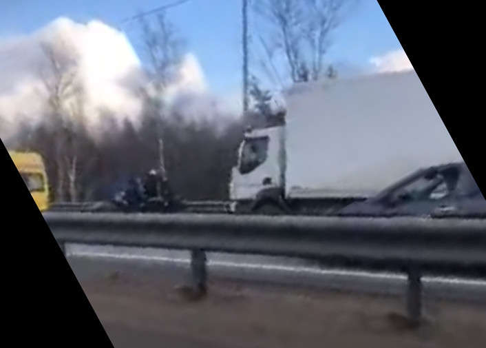 Кадр из видео «ДТП и ЧП Санкт-Петербург» / vk.com/spb_today