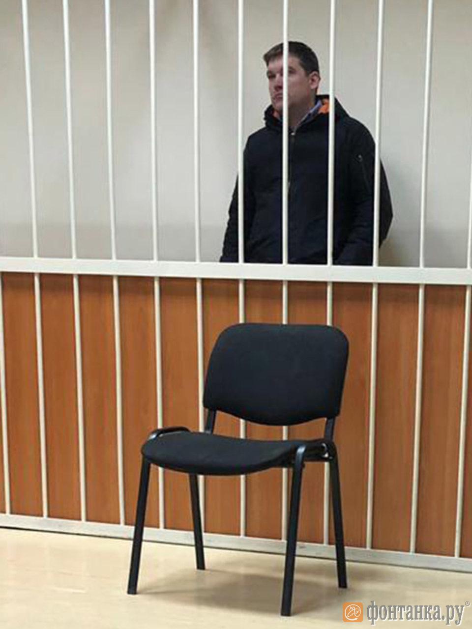 Василий Макар в суде