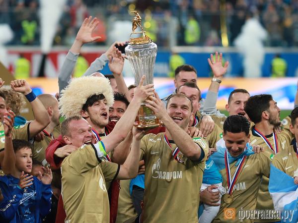 «Зенит» поставил жирную точку с ЦСКА
