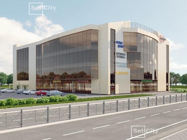 Setl Group начал строить торговый комплекс в ЖК «Солнечный город»