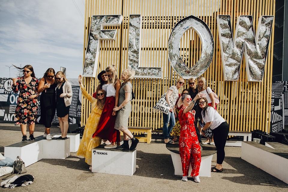 Нескучное финское лето. Гид по фестивалям Суоми (Иллюстрация 2 из 4) (Фото: Miia Närkki / Flow Festival)