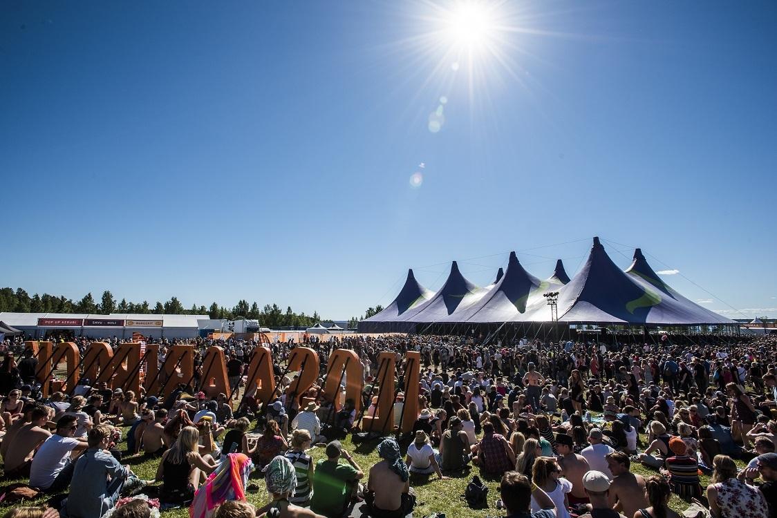 Нескучное финское лето. Гид по фестивалям Суоми (Иллюстрация 3 из 4) (Фото: Arttu Kokkonen / Ilosaarirock)