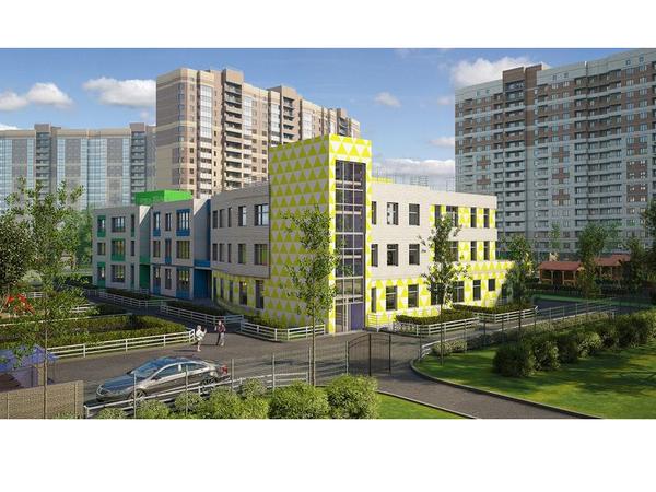 В ЦДС «Муринский Посад» началось строительство детского сада