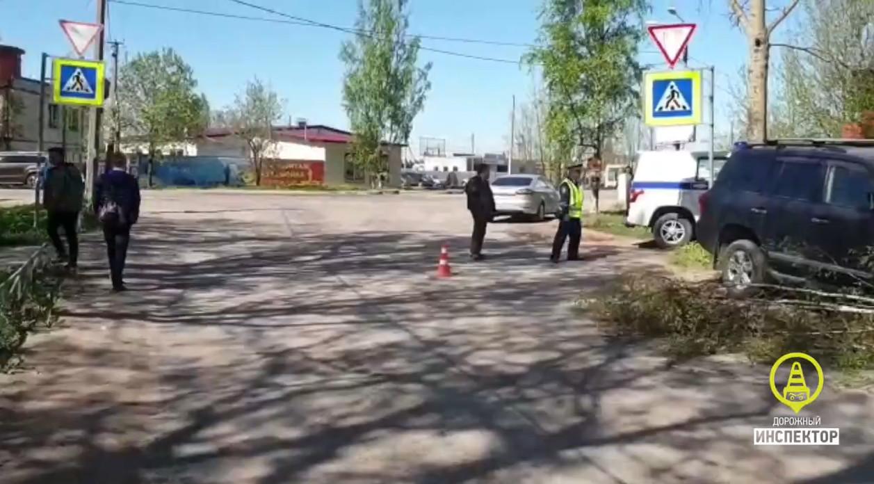 Кадр из видео в vk.com/dorinspb