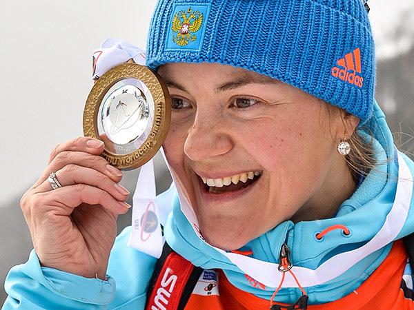 Екатерина Юрлова, фото - Андрей Иванов/ТАСС