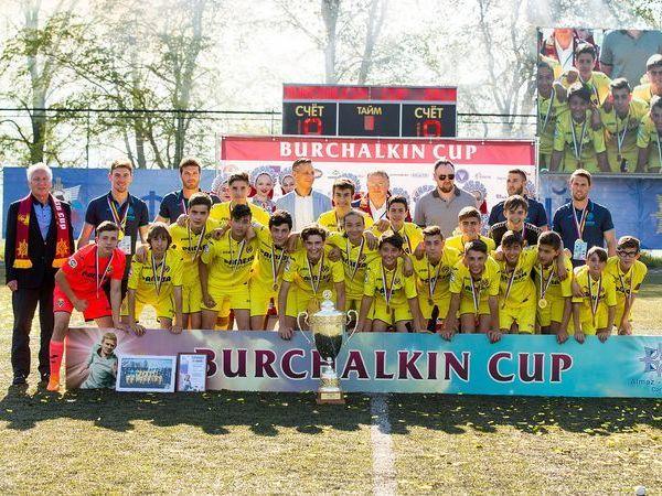 В Петербурге стартовал  IV Международный  детско-юношеский турнир по футболу на  Кубок Л. Бурчалкина