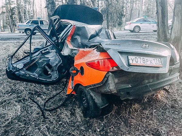 «Дорожный инспектор. Санкт-Петербург» / vk.com/dorinspb