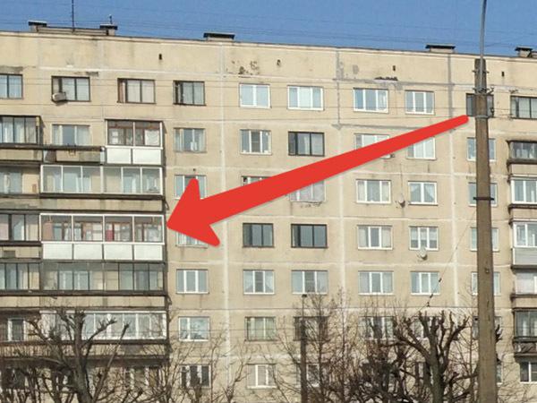 Не согласовали – демонтируйте. Борец с остеклением прописал балконам воздух