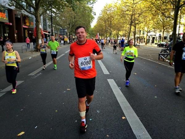 Андрей Бочаров: Мои первые 42 километра и 195 метров оказались для меня сильным эмоциональным потрясением