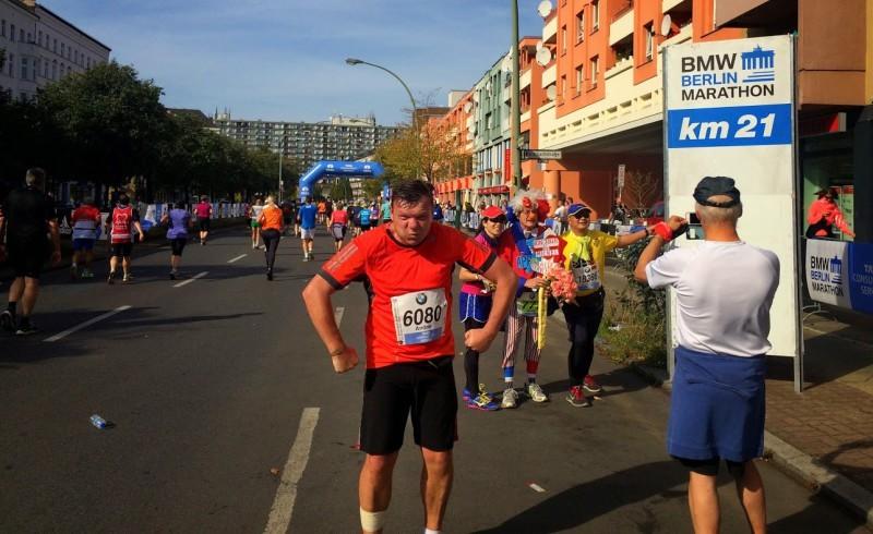 Андрей Бочаров: Мои первые 42 километра и 195 метров оказались для меня сильным эмоциональным потрясением (Иллюстрация 2 из 2) (Фото: bocharik.livejournal.com)